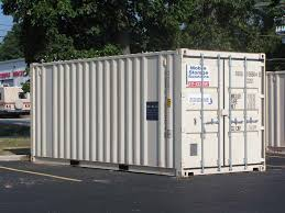 20 foot container