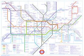 london map tube