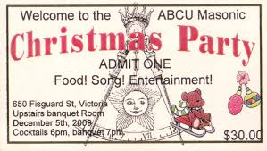 christmas ticket