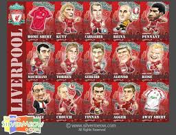 liverpool football posters