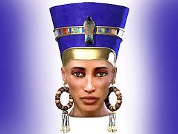 queen nefertiti images