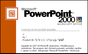 ms powerpoint 2000