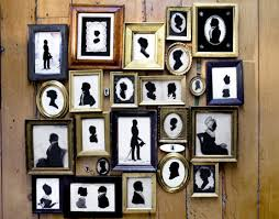 silhouettes art