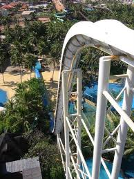 fun water slide