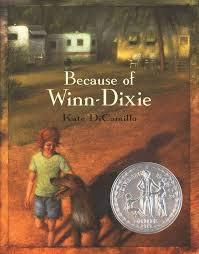 book because of winn dixie