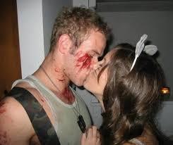 ashley kissing