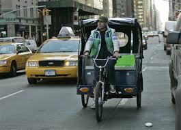 bicycle job