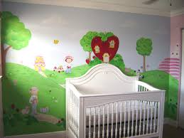 child mural