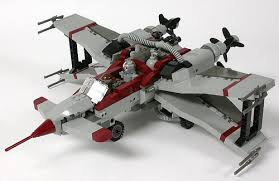 lego star war x wing