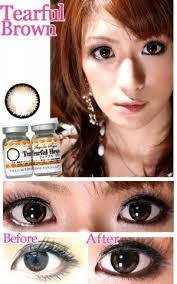 korean contact lenses