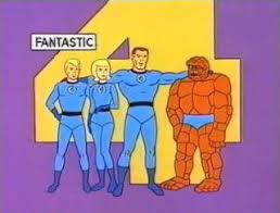 fantastic four cartoon series