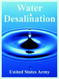 desalinization of water