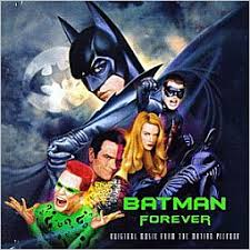 batman forever cd