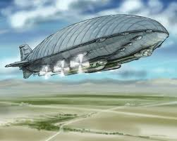 private airship