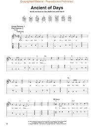 beginners music sheet