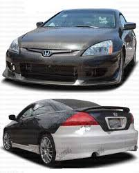 honda accord coupe body kits
