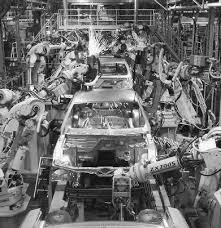 ford motor factory