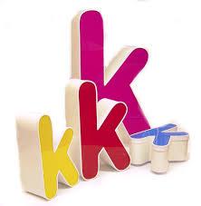 illuminated letters i