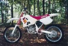 1990 yamaha yz250