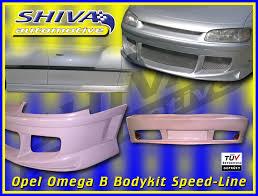 opel omega body kit