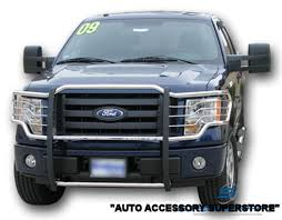 ford f150 grille guards