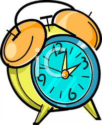 free clock clipart