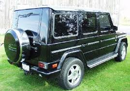 g wagen for sale