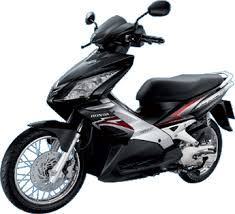 honda air black
