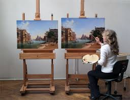 paintings in oil