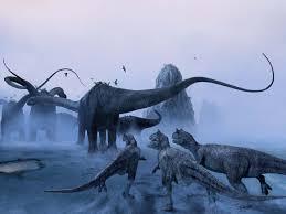 dinosaur artwork