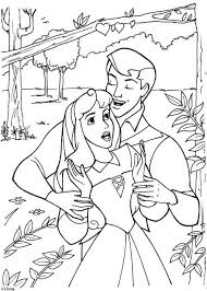 princess and prince coloring pages