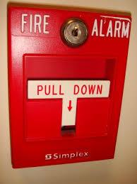 fire pull box