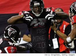 Roddy White did this: