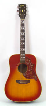 gibson hummingbird tv