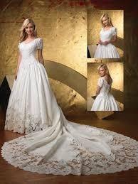 long train wedding dresses