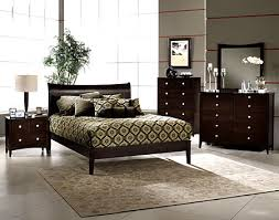 espresso bed set