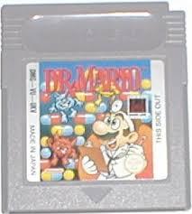 dr mario game boy