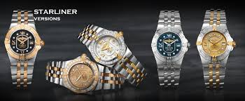 breitling watches diamonds