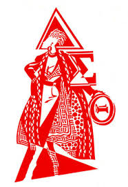 delta sigma theta artwork