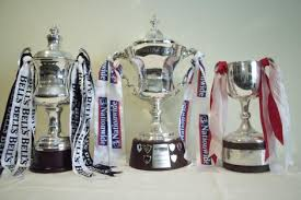 football league championship trophy