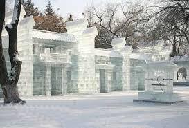 ice building