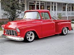 1955 chevy trucks