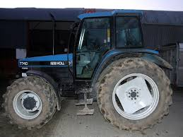 ford new holland 7740