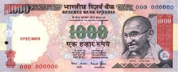 currency of india