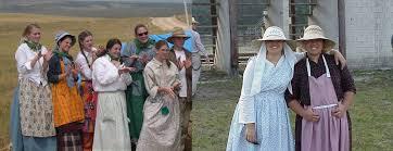 pioneer clothes