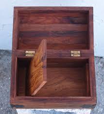 box with secret compartment