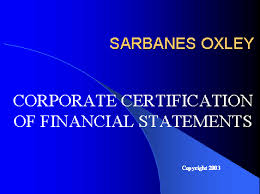 corporate certification