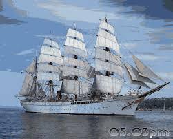 boats sail