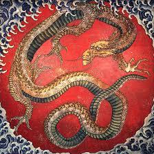 dragones de china