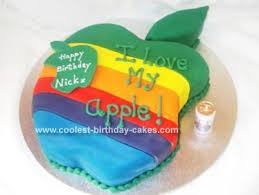 cake apple